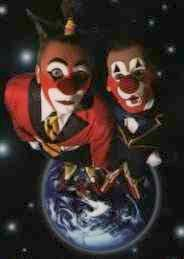 Unidentified Flying Clowns